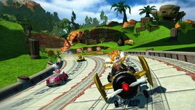 Sonic & Sega All-Stars Racing with Banjo-Kazooie Screenshot from Shacknews