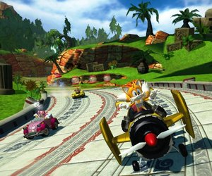 Sonic & SEGA All-Stars Racing Chat