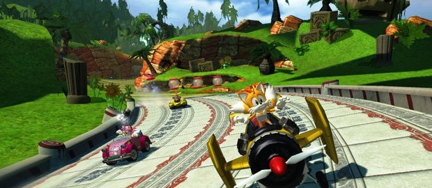 Sonic & SEGA All-Stars Racing News