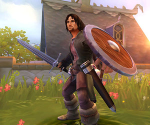 The Lord of the Rings: Aragorn's Quest Files