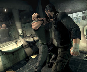 Splinter Cell: Conviction Screenshots