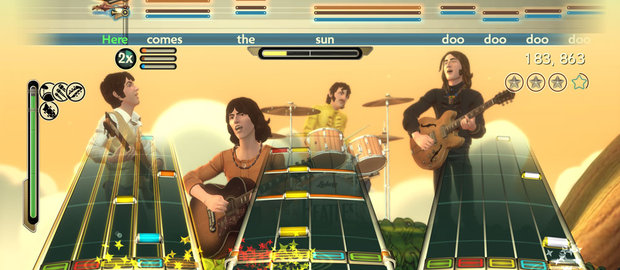 The Beatles: Rock Band News