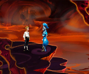 The Secret of Monkey Island: Special Edition Chat