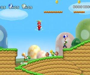 New Super Mario Bros. Wii Screenshots