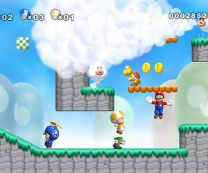 New Super Mario Bros. Wii Files