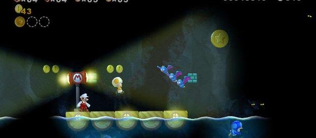 New Super Mario Bros. Wii News