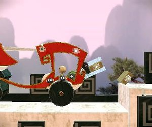 LittleBigPlanet PSP Screenshots