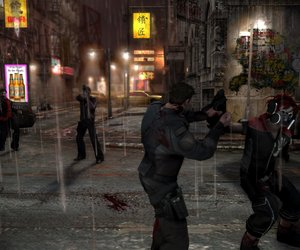 Dead to Rights: Retribution Chat