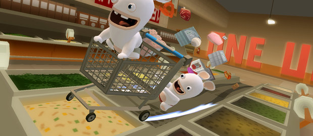 Rabbids Go Home News