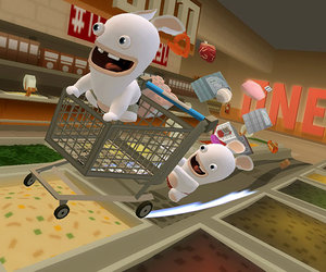 Rabbids Go Home Chat