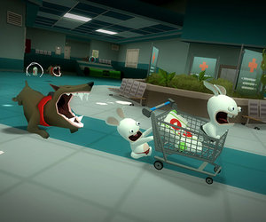 Rabbids Go Home Screenshots