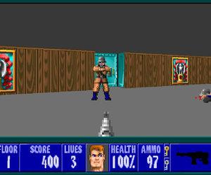 Wolfenstein 3D Chat
