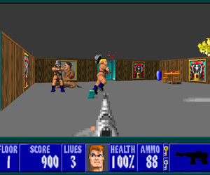 Wolfenstein 3D Chat