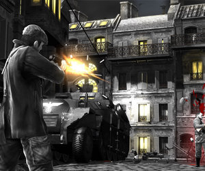 The Saboteur Screenshots