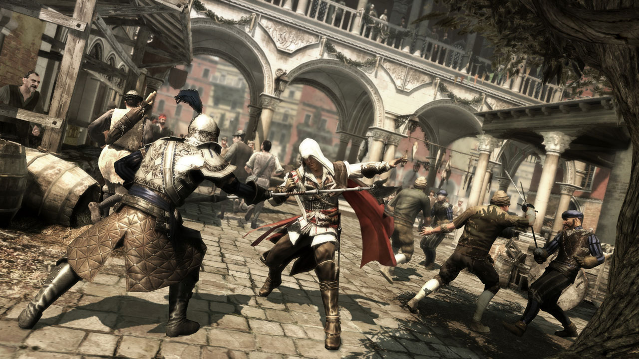 Assassin's Creed 2 Screenshots - Video Game News, Videos ...