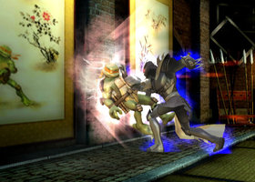 Teenage Mutant Ninja Turtles: Smash-Up Screenshot from Shacknews