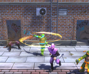 Teenage Mutant Ninja Turtles: Turtles in Time Re-Shelled Files