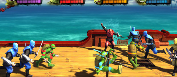 Teenage Mutant Ninja Turtles: Turtles in Time Re-Shelled News