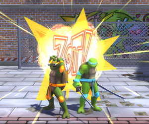 Teenage Mutant Ninja Turtles: Turtles in Time Re-Shelled Chat