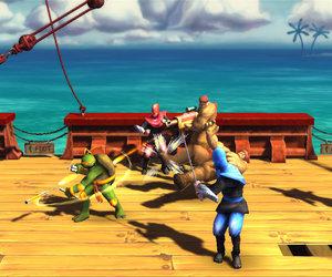 Teenage Mutant Ninja Turtles: Turtles in Time Re-Shelled Screenshots