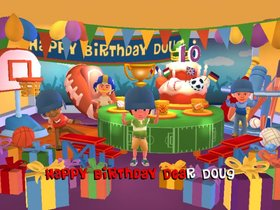 Birthday Party Bash Screenshot from Shacknews