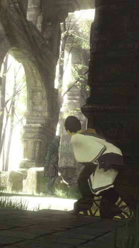 Last Guardian Screenshot from Shacknews