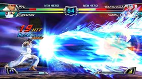 Tatsunoko vs. Capcom: Ultimate All Stars Screenshot from Shacknews