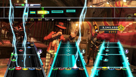 Guitar Hero 5 Screenshot from Shacknews