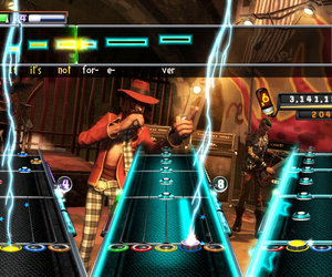 Guitar Hero 5 Screenshots