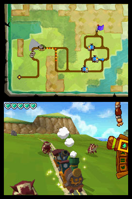 The Legend of Zelda: Spirit Tracks Chat