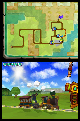 The Legend of Zelda: Spirit Tracks Files