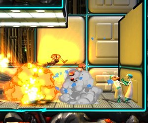 'Splosion Man Screenshots
