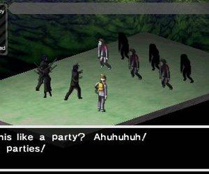 Shin Megami Tensei: Persona Screenshots