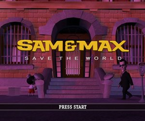 Sam & Max Save the World Files