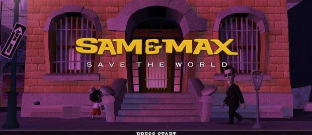Sam & Max Save the World News