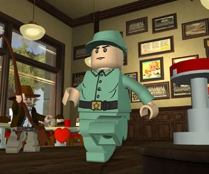 LEGO Indiana Jones 2: The Adventure Continues Files