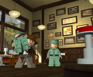 LEGO Indiana Jones 2: The Adventure Continues Screenshots