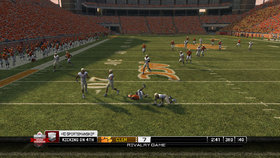 NCAA Football 10 Screenshot from Shacknews