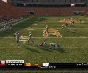 NCAA Football 10 Screenshots