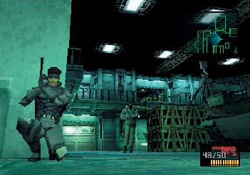 Metal Gear Solid Screenshots