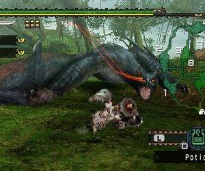Monster Hunter Freedom Unite Chat