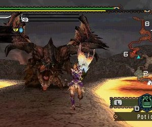Monster Hunter Freedom Unite Chat