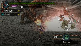 Monster Hunter Freedom Unite Screenshot from Shacknews