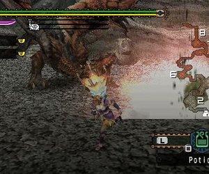 Monster Hunter Freedom Unite Screenshots