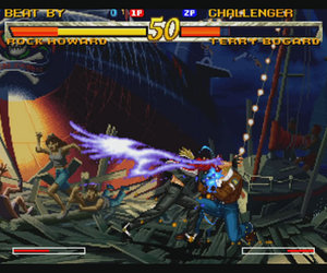 Fatal Fury: Garou - Mark of the Wolves Chat