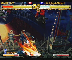 Fatal Fury: Garou - Mark of the Wolves Videos