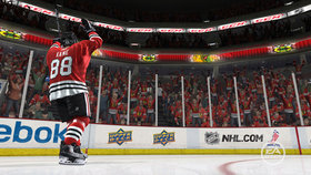 NHL 10 Screenshot from Shacknews