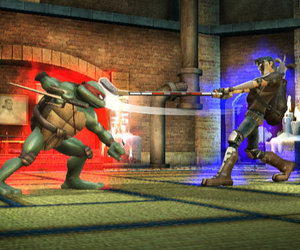 Teenage Mutant Ninja Turtles: Smash Up Screenshots