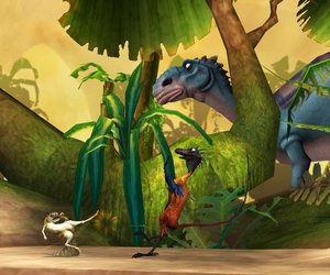 Ice Age: Dawn of the Dinosaurs Screenshots