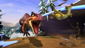 Ice Age: Dawn of the Dinosaurs Screenshot from Shacknews